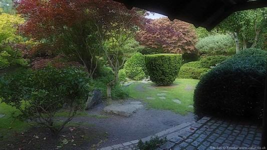 Japanese Garden Calderstones Park
