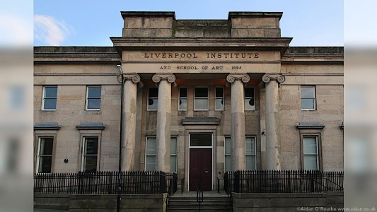 The Liverpool Institute, now LIPA