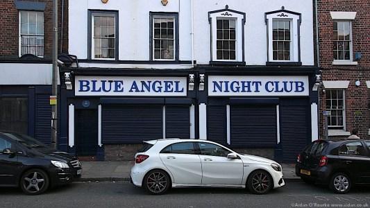 The Blue Angel Night Club, Liverpool