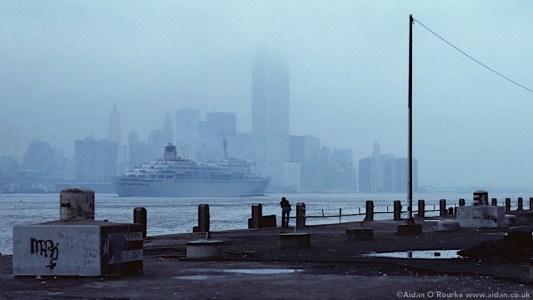Lower Manhattan 1981