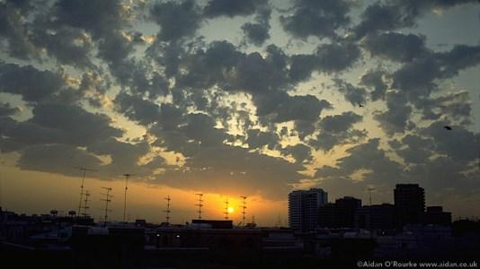 Sunrise Abu Dhabi 1992