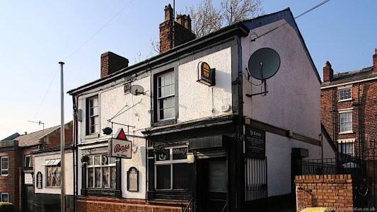 Ye Old Cracke pub, Liverpool
