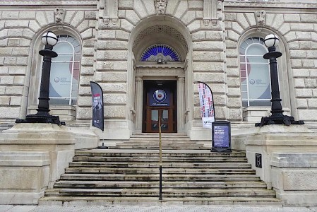 The British Music Experience, Cunard Building