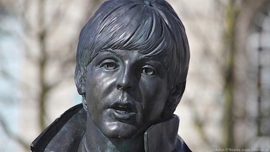 Beatles Statues - Paul McCartney