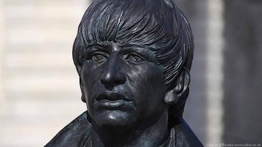 Beatles Statues - Ringo Starr