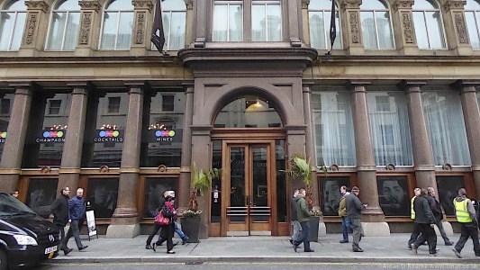Hard Days Night Hotel, North John St, Liverpool