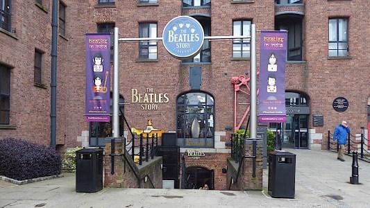 The Beatles Story, Albert Dock