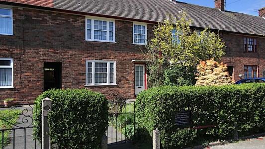 20 Forthlin Road Paul McCartney home