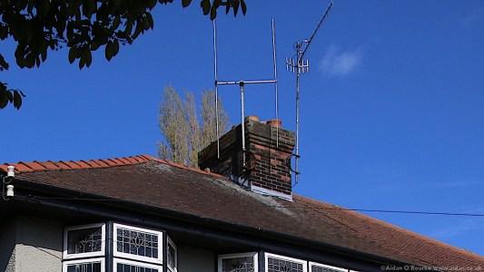 252 Menlove Avenue old television aerial