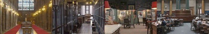 4 Libraries in Manchester