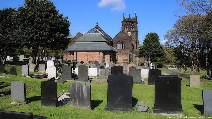 St Peter's Church, Woolton, Liverpool