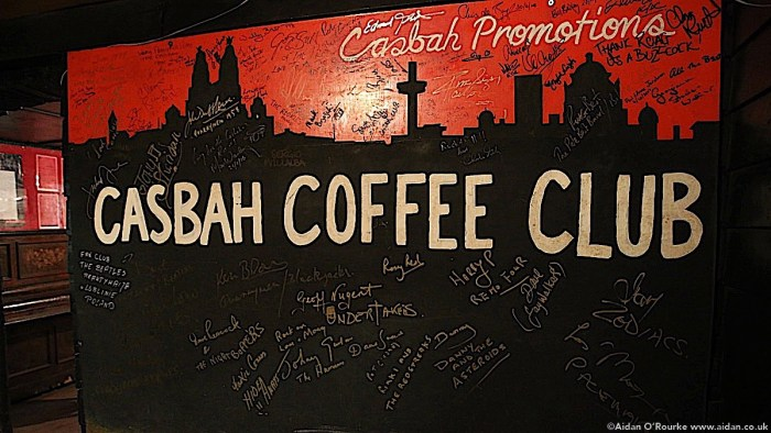 The Casbah Coffee Club, Liverpool