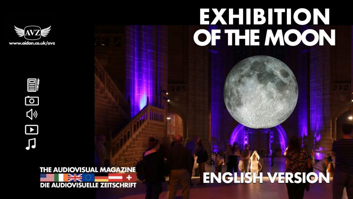 Exhibition of the Moon - English version