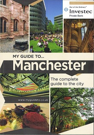 Book My Guide to Manchester by Jonathan Schofield