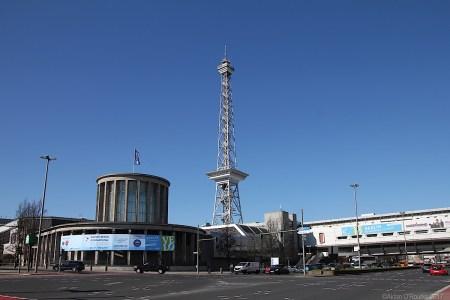 Funkturm Radio Tower Berlin