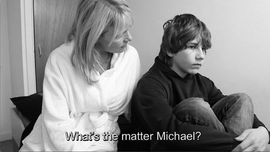 What's the matter Michael?