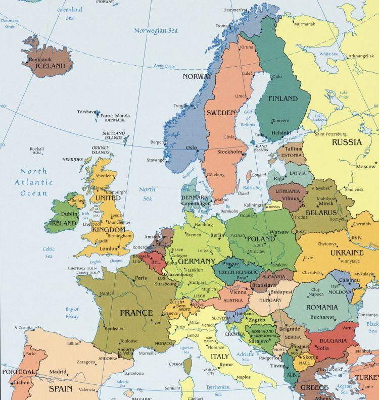 Eastern Europe 2009