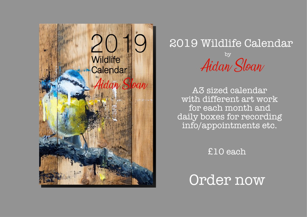 Now taking orders for 2019 Calendar!!