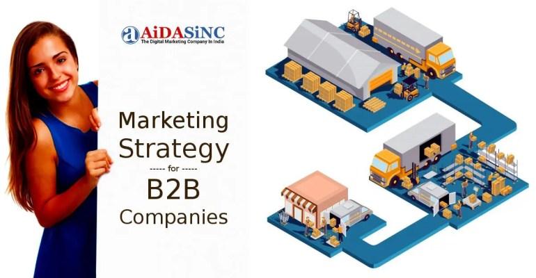 Free Marketing Ideas For B2B Companies | Marketing Strategy Plan