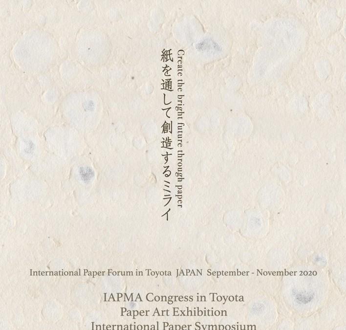 « Approach », IAPMA congress and exhibition
