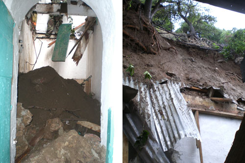 School Collapse at the Petite Ecole Francaise in Cap Haitien, Haiti