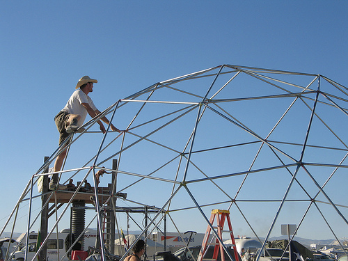 Taking down the dorm dome