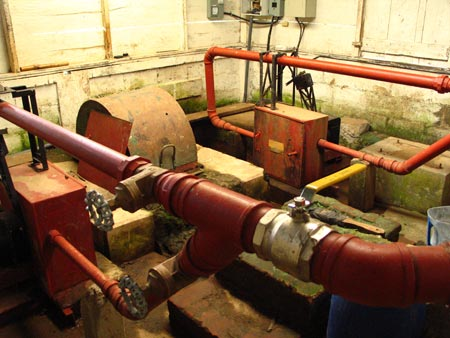 Hydro system Manifold