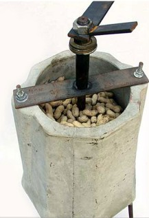 Full Belly Project Peanut Sheller