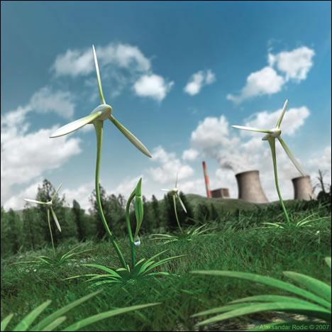 Aleksandar Rodic's Energy Plant