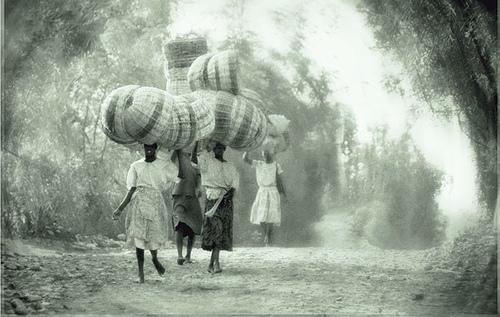 To Market, St. Marc Haiti