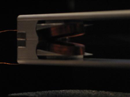 Windbelt Closeup