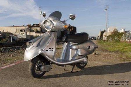 Retro Future Bike