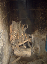 Stove in Chitux