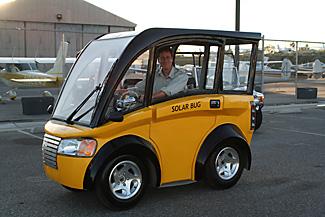 Titus Solar car