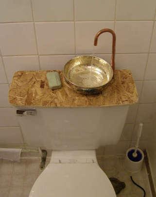 Toilet Hack