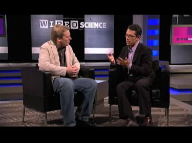 Wired Science Episode 102: Chat - Cameron Sinclair