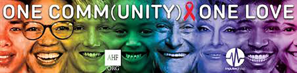 """AHF Promotes """"One Community, One Love"""" at Brooklyn, Long Island and Capital Prides"""