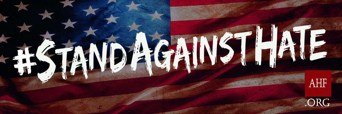 AHF to Host Brooklyn #StandAgainstHate Community Forum