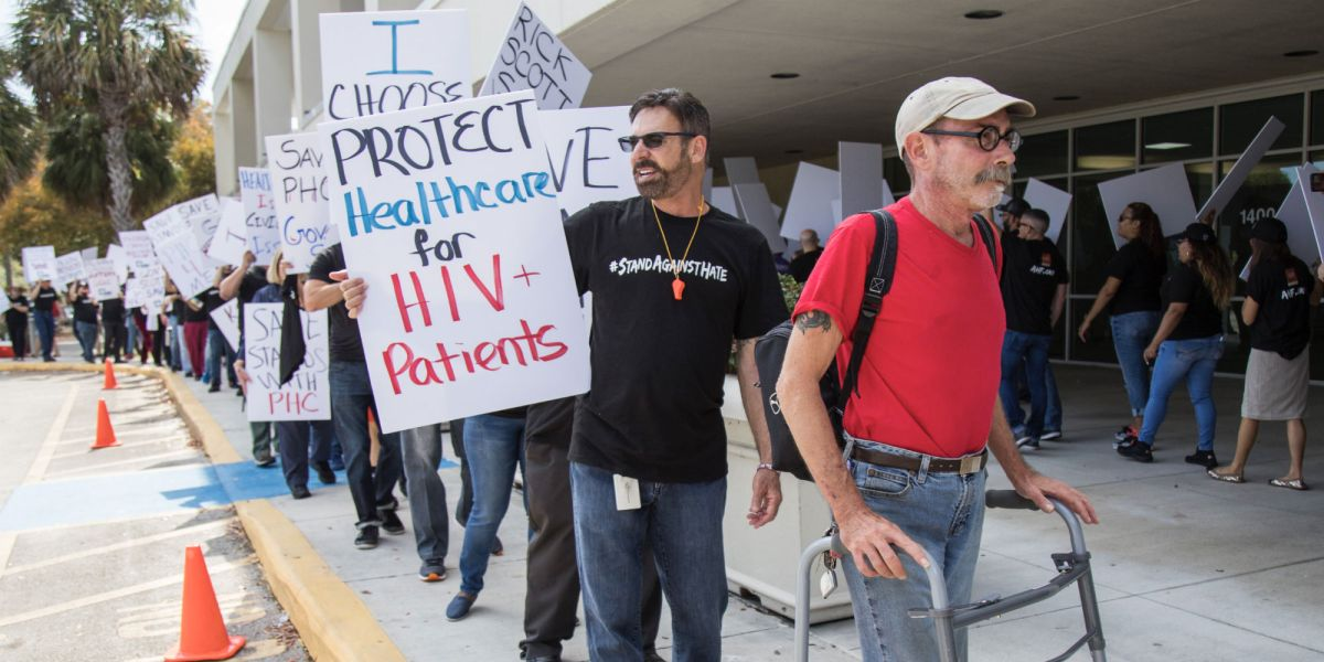 """WFSU (NPR): """"Nonprofit Says Medicaid Officials Are Excluding It From Contract Negotiations"""""""
