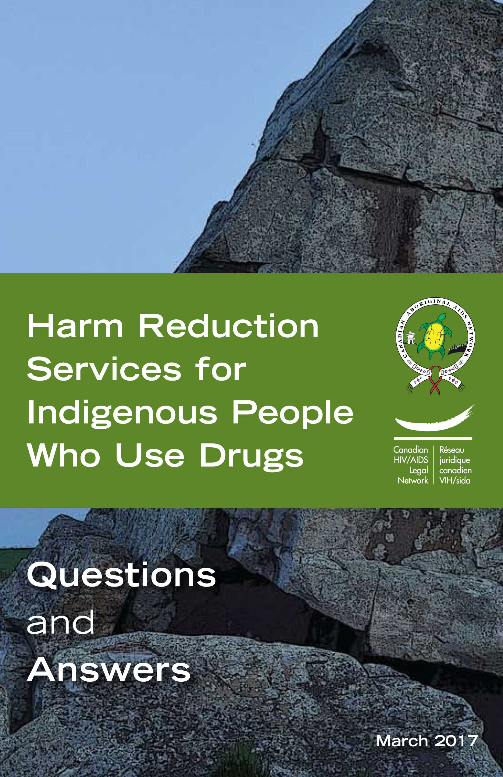 Harm Reduction Services For Indigenous People Who Use