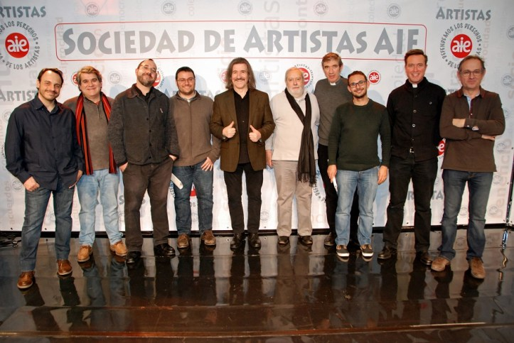 Resultado de imagen de ARTISTAS INTERPRETES O EJECUTANTES, SOCIEDAD DE GESTIÓN DE ESPAÑA (AIE)