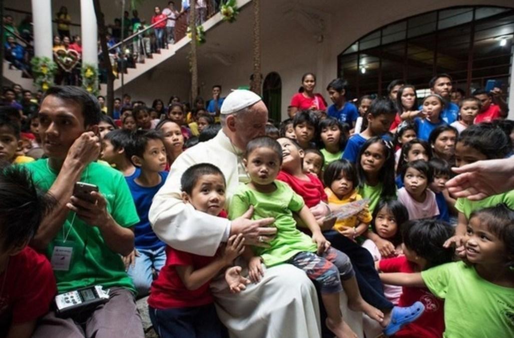 La parabole du mauvais riche – Homélie du Pape François du 5 mars 2015