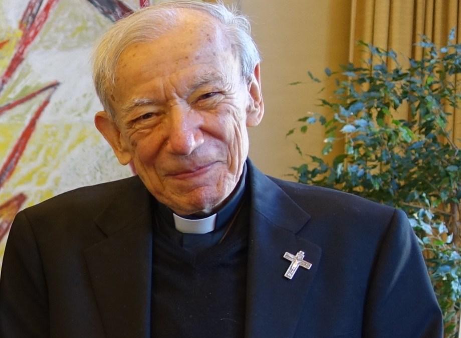 Messe de sépulture de Don Patrick Delaubier du 2 mars 2016 : Homélie du Père Nicolas Buttet, modérateur et fondateur de la Fraternité Eucharistein