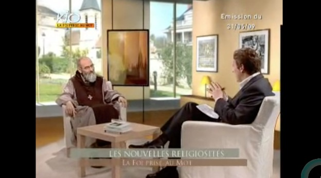 LES NOUVELLES RELIGIOSITES : Père Joseph Verlinde sur KTOtv
