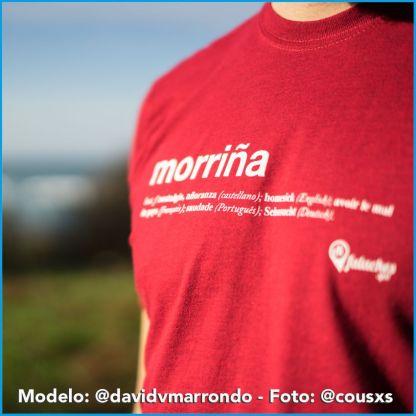 Foto camiseta morriña