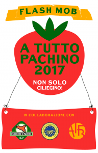 Banner flash mob Pachino 2017
