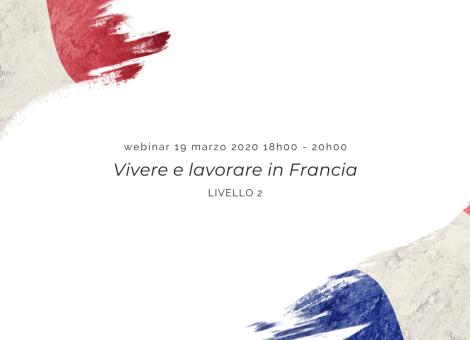 webinaire vivre et travailler en France
