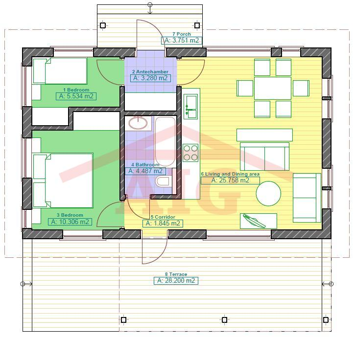 Eco Home Eco Houses Housing Fabricated Prefab Manufactured Kit Home Architect Design