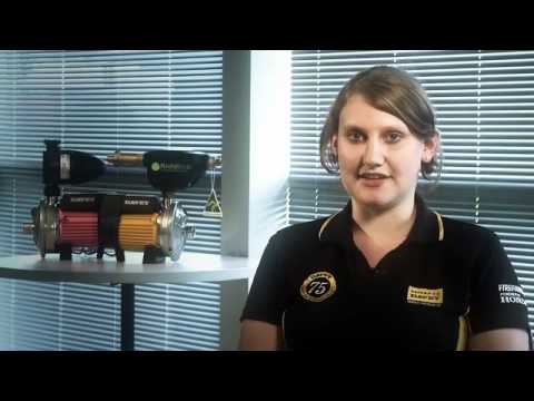 Engineering Apprenticeships - AiGTS - Tori Caskie Engineering / Manufacturing