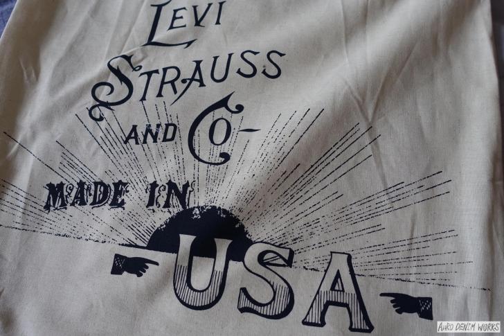 """リーバイスLVC """"1947"""" 501"""
